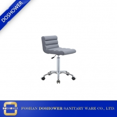 China Manicure chair nail salon furniture with customer chair nail salon for salon cutting stool factory