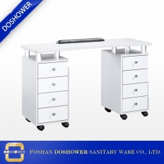 China Manicure table with china used manicure table of nail manicure table manufacturer DS-1070 factory