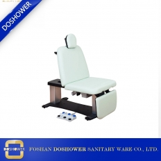 China Massage bed for sale with disposable massage bed cover for beauty facial massage bed factory