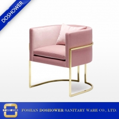 Fabbrica della Cina PINK CUSTOMER CHAIR ds-n680