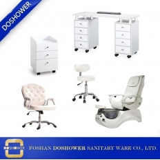 China Pedicure Chair Factory with pedicure spa chair manufacturer for manicure pedicure chairs supplier /DS-W17112C factory