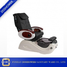 China Pedicure Chair Manicure Wholesale Supplier Spa Salon Bath Chair White Tub factory