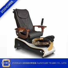 China Pedicure Chair Pedicure Spa Chair Manufacturer of Nail Salon Furniture Wholesaler DS-W21 factory