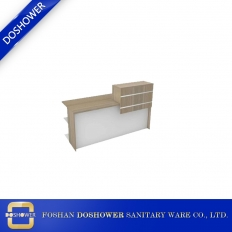 China Reception desk counter with furniture reception desk for modern reception desk factory