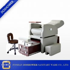 China Reflexology foot massage with professional multifunctional relax pedicure electric foot spa massage chair factory