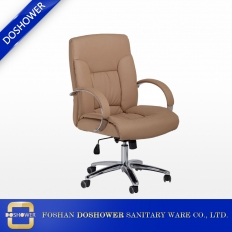 China Salon Chairs and Pedicure Stools Supplies For Nail Salon Employee and Guest Chairs DS-C2 factory