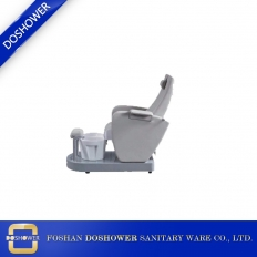China Salon chair pedicure with grey pedicure chairs for pedicure spa chair wholesale factory