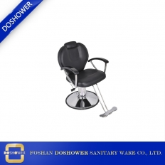 China Salon furniture barber chair with barber comb set for modern used barber chair factory
