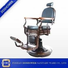 China antique barber chair salon hydraulic barber chair hair salon chair  barber supplies china DS-B201 factory
