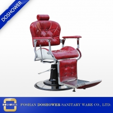 China barber chair styling with reclining barber chair of barber chair with wheels factory
