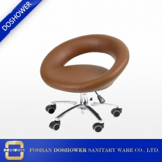 China best choice pedicure flexible stool unique chair for foot spa master of salon chair wholesale factory