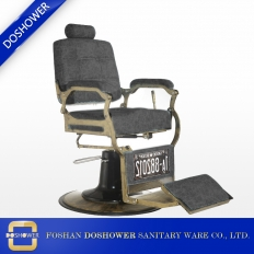 China black and gold barber chair vintage barber chair antique wholesale china DS-T263 factory