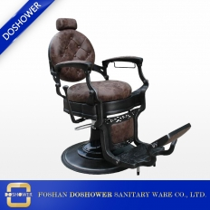 China brown barber chair with hair barber chair for barber chair salon furniture factory