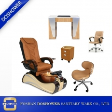 China chair and table for nail salon nail supplies equip nail salon furniture factory