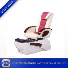 China cheap massage pedicure spa chair with pedicure spa chair cover of foot wash pedicure chair DS-W98 factory