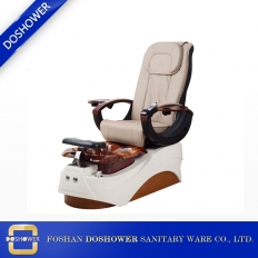 China china hot sale pedicure chair massage spa with foot wash basin whirlpool SPA Pedicure Chair DS-J28 factory