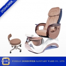 China comfort foot massage chair for nail and beauty salon spa pedicurechairs no plumbing of pedicure chair for sale DS-S15 factory