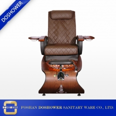 China comfort foot massage chair for nail &beauty salon spa pedicure chairs no plumbing factory