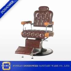 China comfortable barber chair and salon chairs for barber shop factory