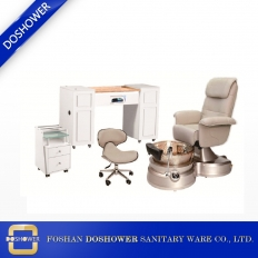 China complete best deals spa pedicure chair and manicure table for sale on promotion spa deals factory