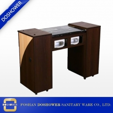 China doshower wholesale manicure tables with nail table manufacturer of salon nail table in bulk factory