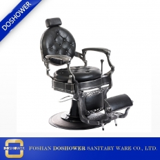 China hair chairs hair salon furniture wholesale PU leather barber chair DS-T256 factory