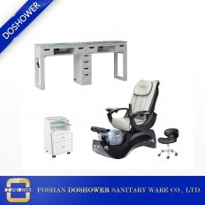 China hot sale pedicure station manicure station suppliers and manufacturer of salon and spa furniture factory