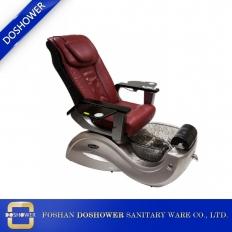 China luxury spa pedicure chair new hot sale pedicure chair wholesale china for nail salon DS-S17D factory