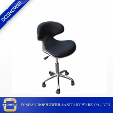 China manicure chair technician chair wholesale nail tech stool beauty salon furniture DS-C18 factory