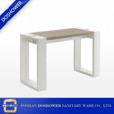 China manicure table manufacturers china with manicure chair supplier china of salon nail table DS-W18118B factory