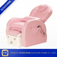 China massage chair wholesales with pedicure foot spa massage chair of Pedicure Chair Factory DS-W22 factory