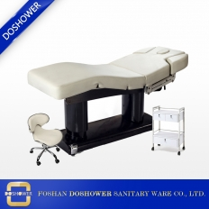 China massage salon furniture with electric massage bed of facial bed massage bed sale cheap DS-M14 factory