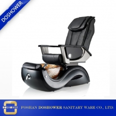 China nail salon pedicure chair spa pedicure chair supplier china with foot massage chair for sale DS-S17F factory
