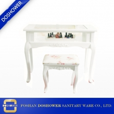 China nail table maunfacturer china of nail tables and nail table with exhaust fan DS-450 factory
