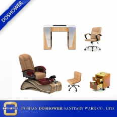 China new design Pedicure chair nail table station nail equipment manufacturer factory