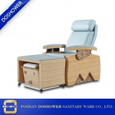 China partable pedicure spa chair pedicure basin with massage spa foot spfa chair manufacturer DS-W2001 factory