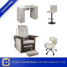 China China Pedicure Chair Package spa pedicure chair package deal wholesale DS-W1900C SET factory