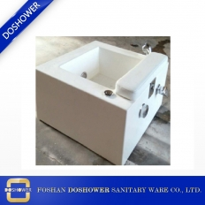 China pedicure sink with ceramic pedicure sink with jets of pedicure sink bowl fabriek