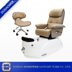 China pedicure spa chair with manicure pedicure chairs supplier of salon chair for sale DS-T606 D factory
