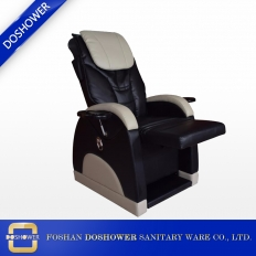 China pipe free system jet pedicure spa chair with doshower pedicure chair factory china wholesale nail salon furniture factory