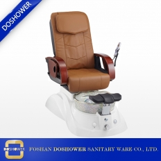 China plastic spa liner salon foot massage chair pedicure chair installation factory