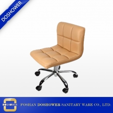 China stool and tech chair of technician stool supplier for salon and spa furniture factory