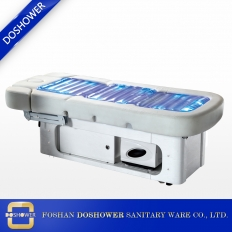 China water jet massage bed with massage roller bed of massage bed for sale factory
