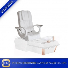 China white luxury spa pedicure chair supplier china new pedicure spa chair wholesaler DS-W1900A factory