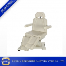 China wholesale electric beauty bed salon facial chair massage table chair DS-20166B factory