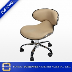 China wholesale master stool manicure and pedicure stool in spa salon shop factory