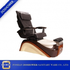 China wholesale nail salon massage spa chair hot sale pedicure chair luxury with bowl for sale DS-T627 factory
