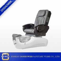 China wholesale pipeless cheap used spa pedicure chairs glass bowldimensions pedicure foot massage chair factory factory