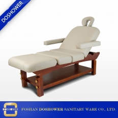 China wooden massage bed with wood massage table wholesale of massage bed suppliers factory