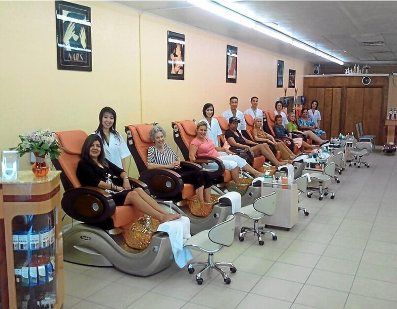 Doshower Beauty Pedicure Chairs is your best choose